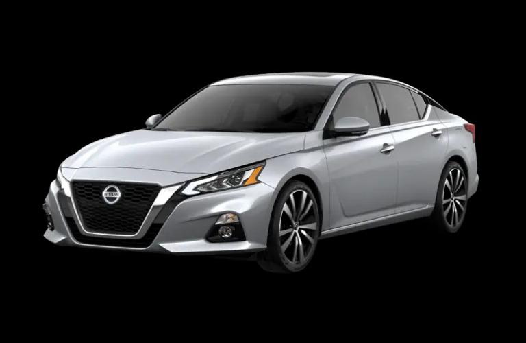 2020 Nissan Altima Brilliant Silver Metallic
