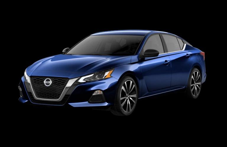 2020 Nissan Altima Deep Blue Pearl