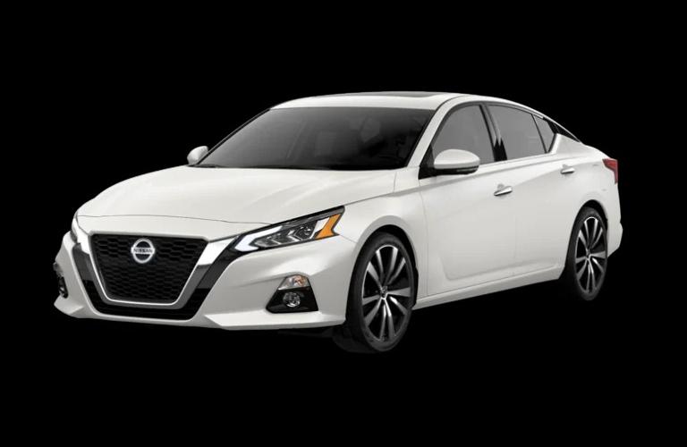 2020 Nissan Altima Pearl White TriCoat