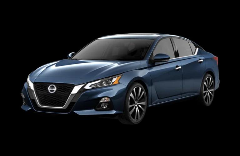 2020 Nissan Altima Storm Blue Metallic