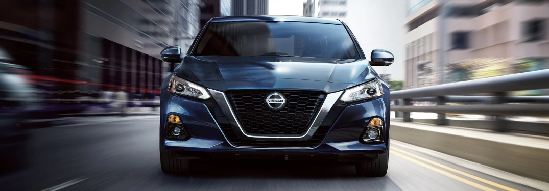 What color can I get a 2020 Nissan Altima in?