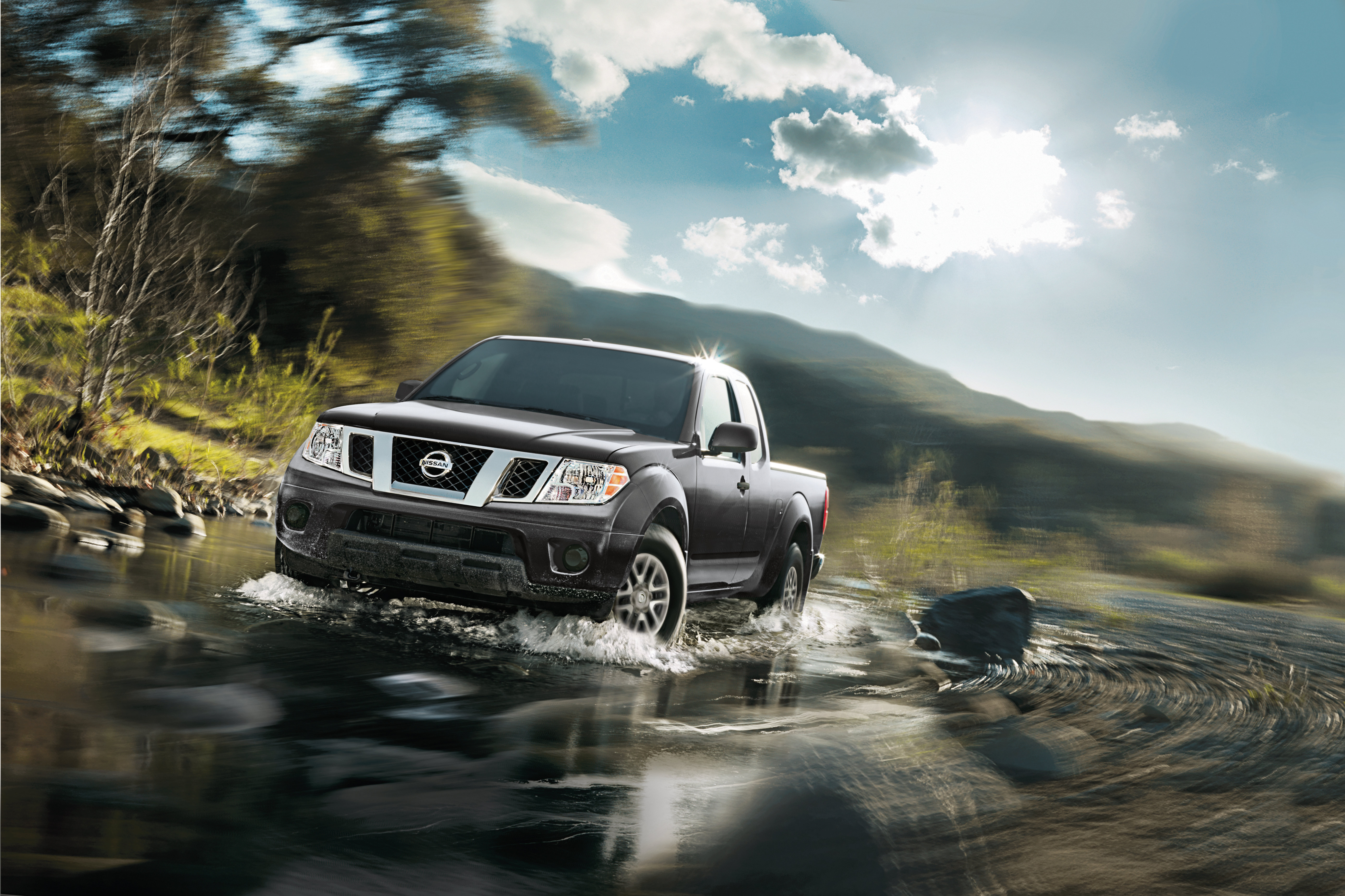 Introducing: 2018 Nissan Frontier | Newton Nissan South