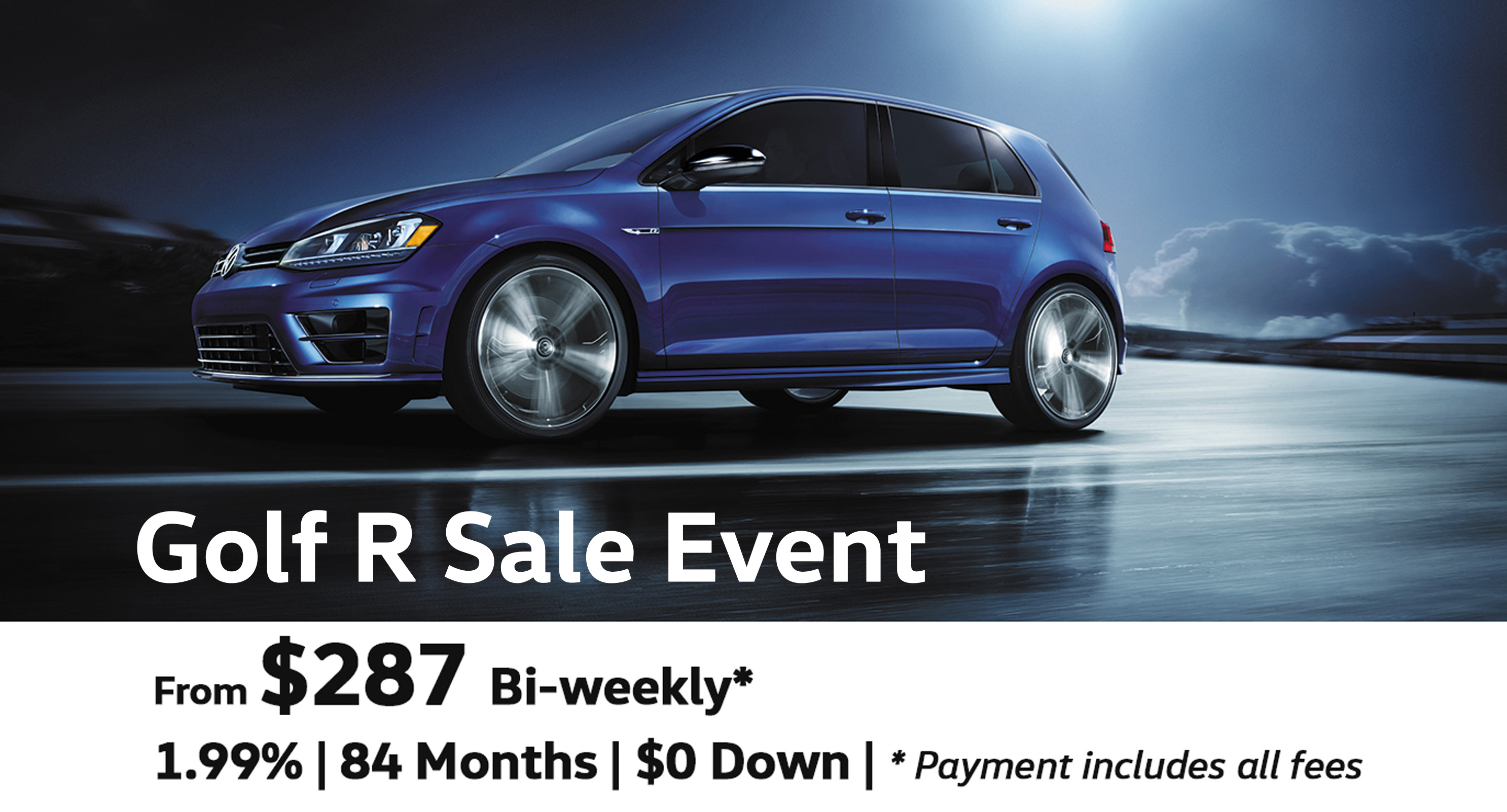 Golf R Sale Event at Clarkdale Volkswagen