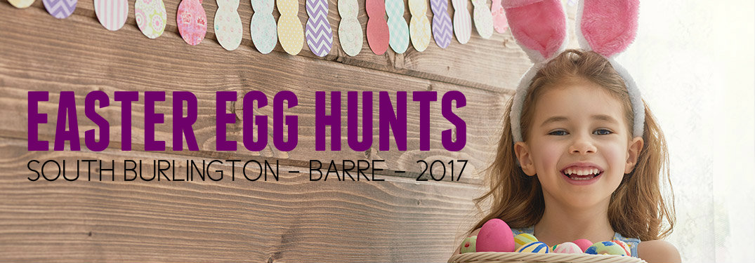 Kids Easter Egg Hunts Barre VT
