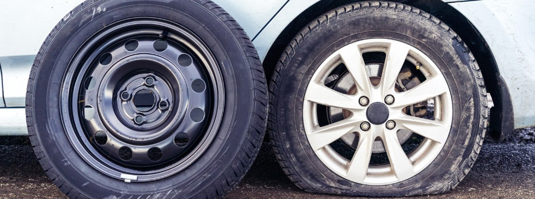 How far can you drive with a spare tire on your car?