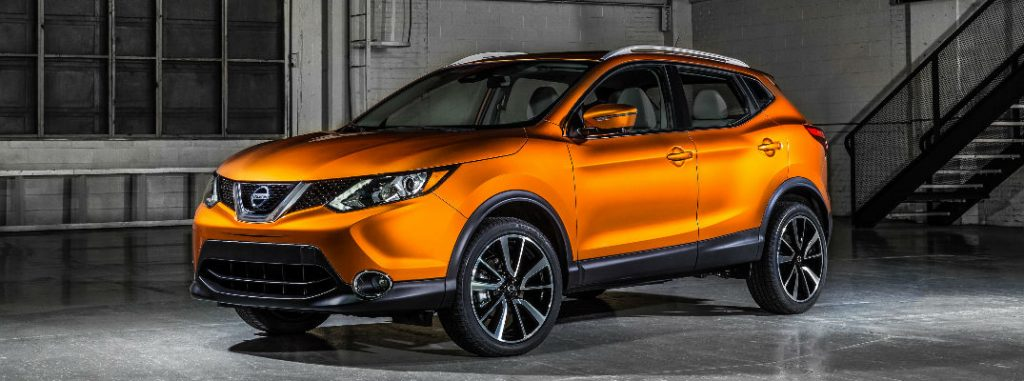 2017 Nissan Rogue Sport Release Date and Design Specs