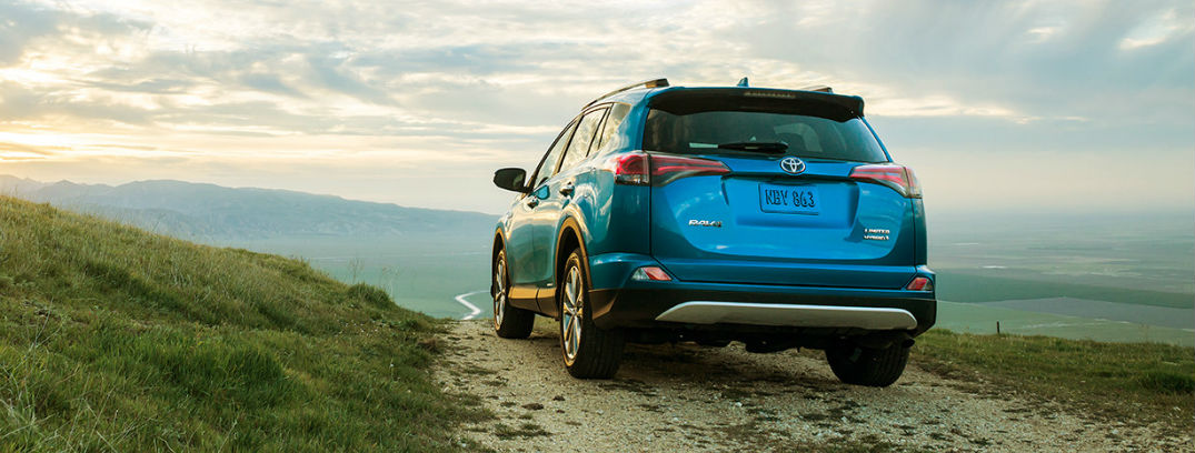 2016 Toyota RAV4 Hybrid is available at Orland Toyota