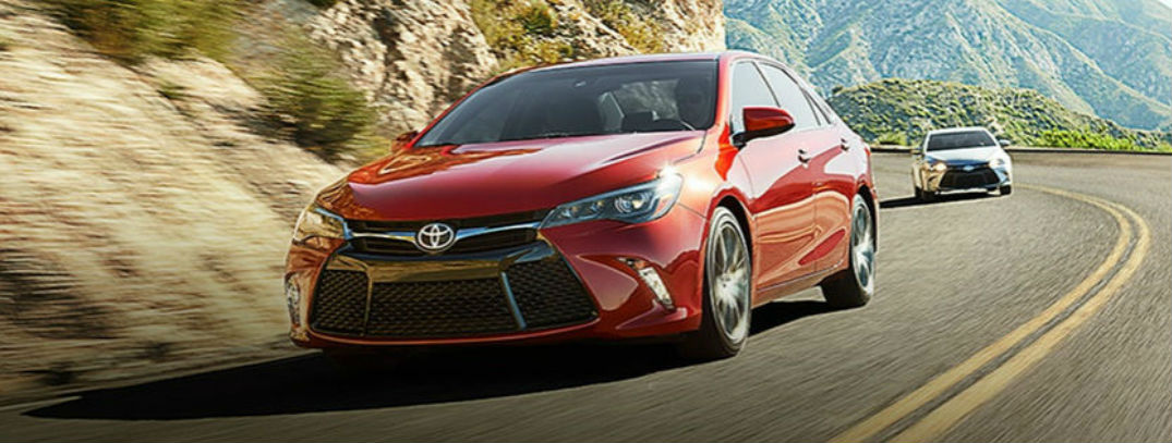 High Quality ... 2016 Toyota Camry Red