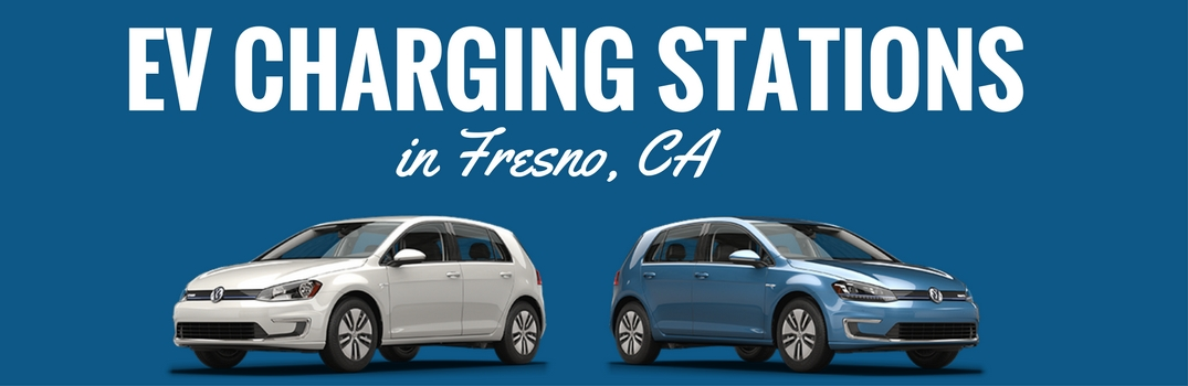 ev charging stations in the fresno ca area