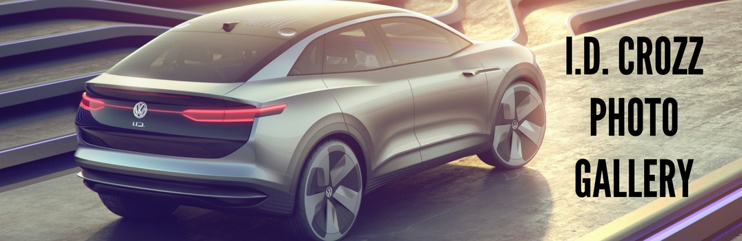 Vw I D Crozz Pictures And Release Date