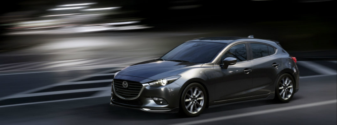 2017 Mazda3 Upgrades And Changes
