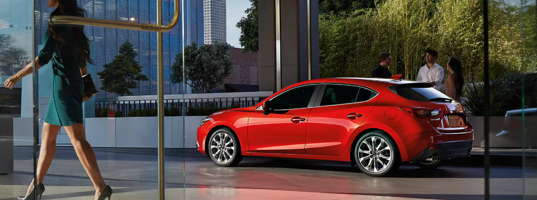 Four Mazda Models Were Named An Iihs Top Safety Pick Plus