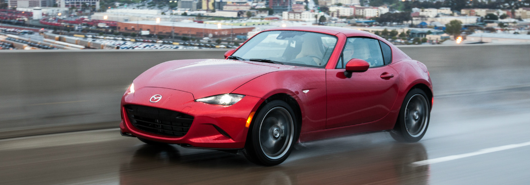 2017 Mazda MX-5 Miata RF Engine Specs and Performance Features