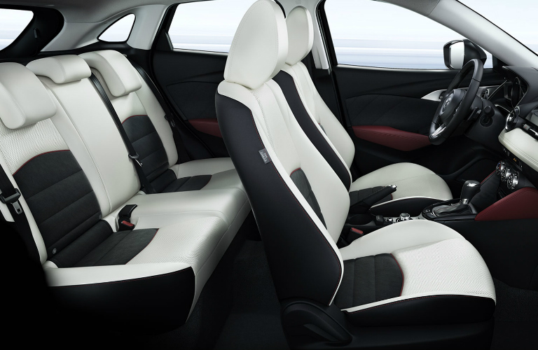 2018 Mazda CX 3 White Interior Photo Gallery