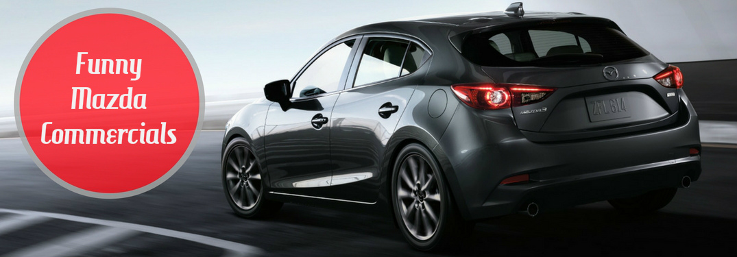 Watch These Funny Mazda TV Commercials