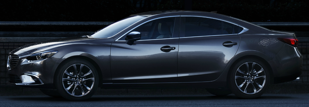 What new features does the 2017.5 Mazda6 offer?