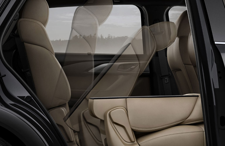 what is the cargo capacity of the 2018 mazda cx 9. Black Bedroom Furniture Sets. Home Design Ideas