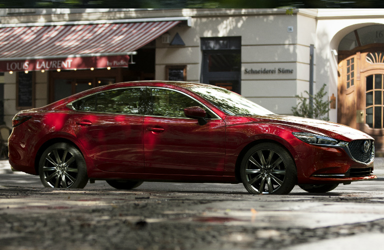 2018 mazda6 features and release date. Black Bedroom Furniture Sets. Home Design Ideas