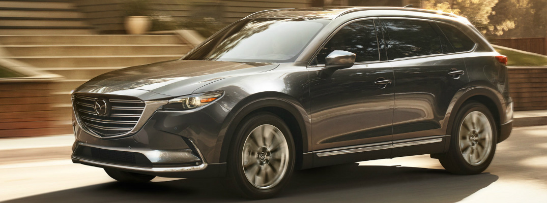 What Is The Cargo Capacity Of The 2018 Mazda Cx 9