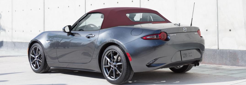 Perfect Capistrano Mazda