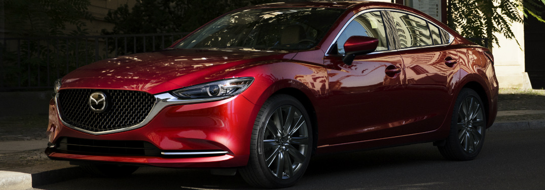 Mazda Package Options And Pricing - 2018 mazda 6 invoice