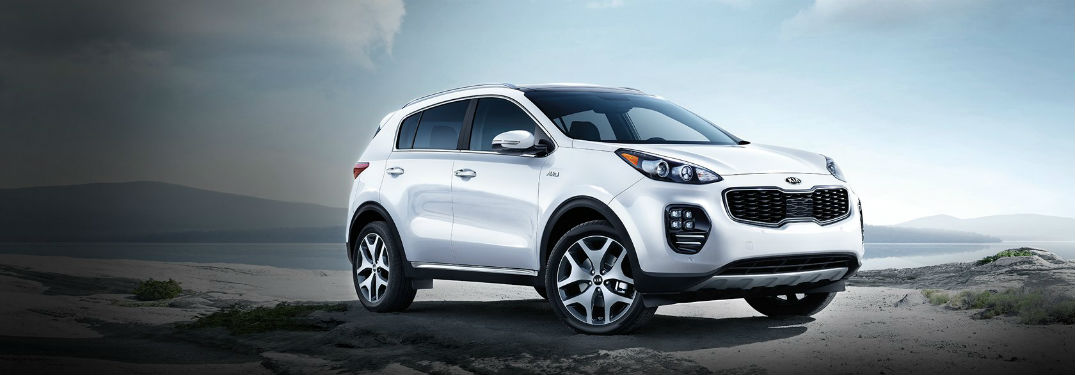 Does the 2017 Sportage have Android Auto?
