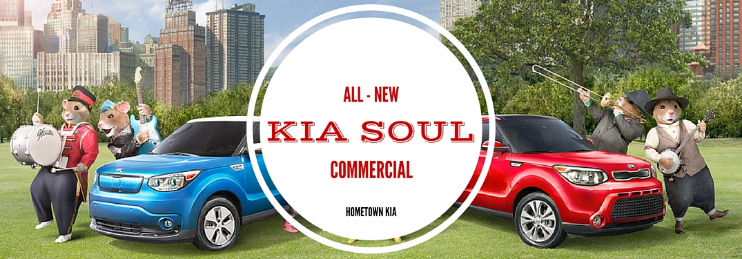 new kia soul hamsters commercial released. Black Bedroom Furniture Sets. Home Design Ideas