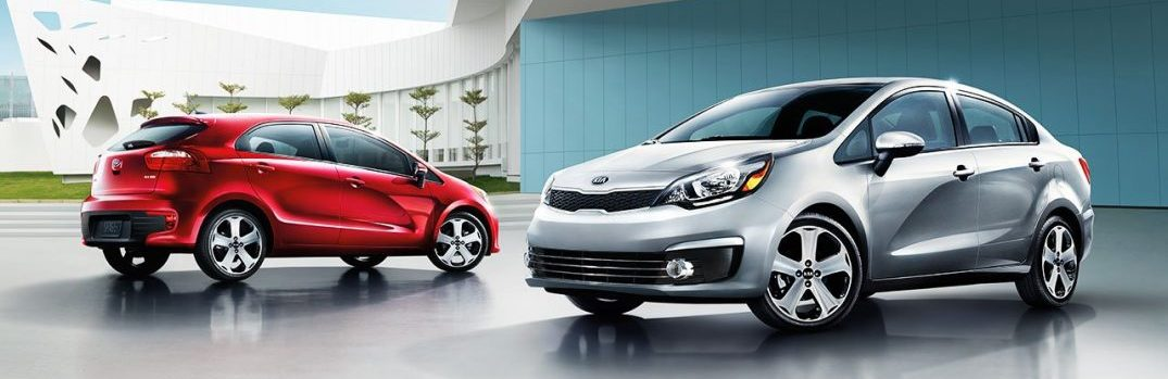 2017 Kia Rio Exterior Colors and Specs