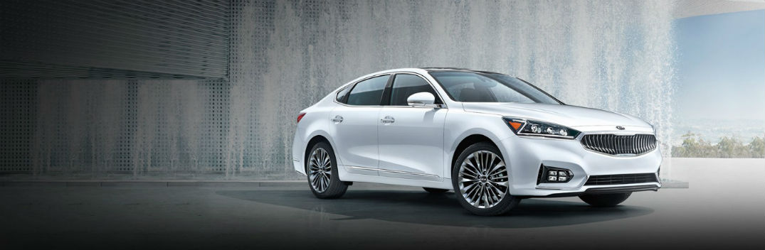 2017 Kia Cadenza Color Options and Features