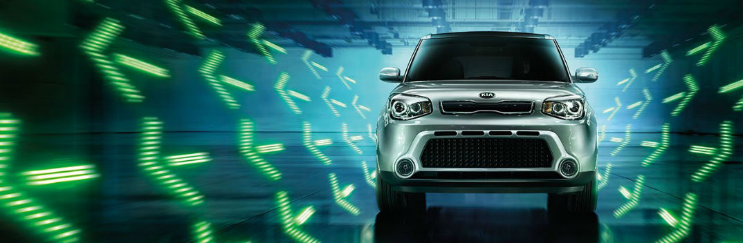 2016 Kia Soul Exterior Color Options and Specs