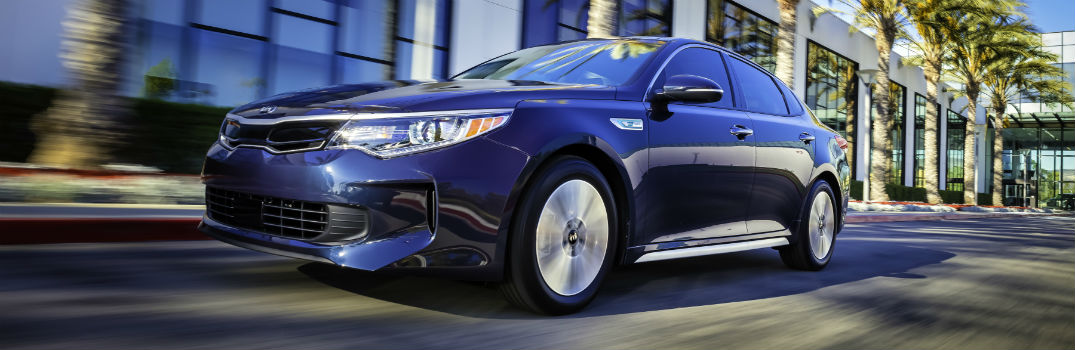 2017 Kia Optima Hybrid Specs & Features_o