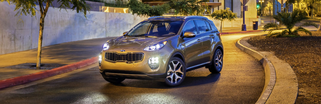 Capacity, Efficiency & Safety in the 2017 Sportage