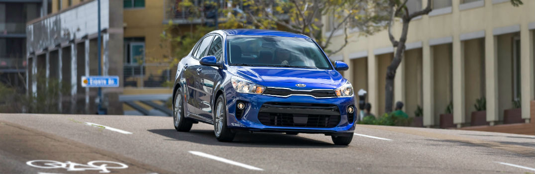What to expect from the 2018 Kia Rio