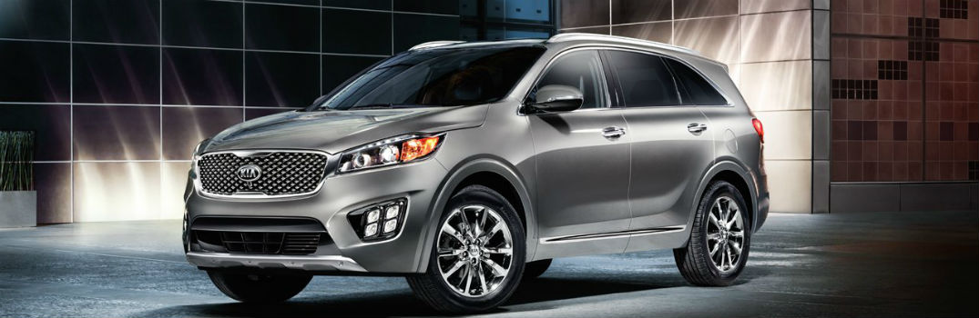What are the 2017 Kia Sorrento Specs & Features?