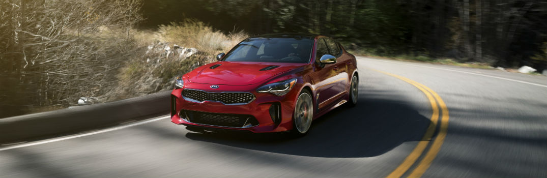 Why wait for the brand-new Stinger?