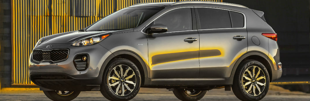 2017 Kia Sportage named AutoPacific Ideal Vehicle