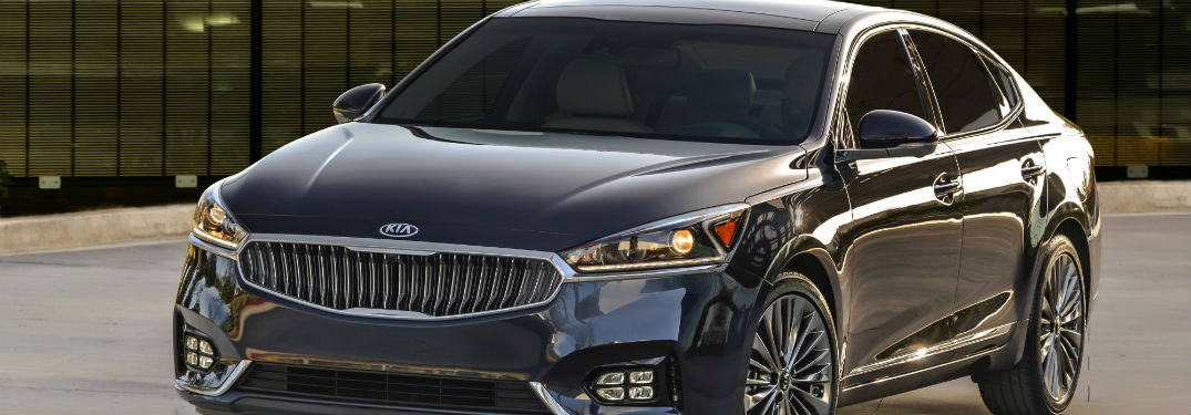 2018 Kia Cadenza: What to Expect