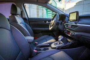 2019 Kia Forte Interior Cabin Front Seats