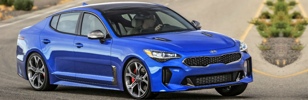 Which Kia model won Best of the Year in MotorWeek's 2018 Drivers' Choice Awards?