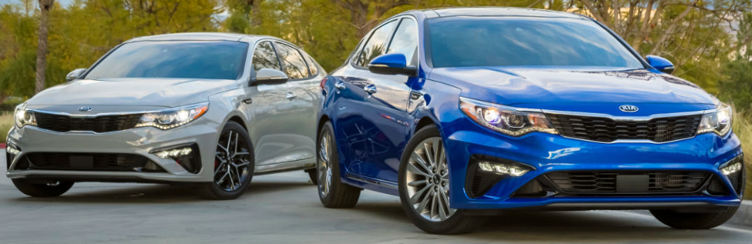 Review of the 2019 Kia Optima