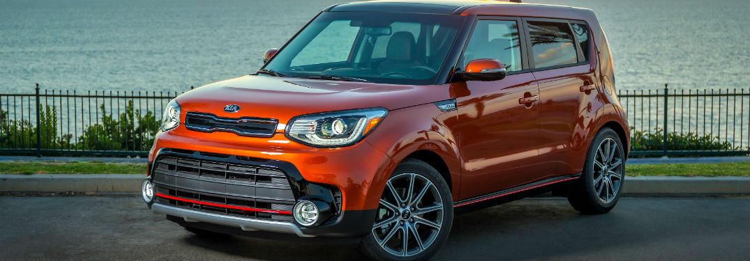 2018 Kia Soul Exterior Driver Side Front Angle