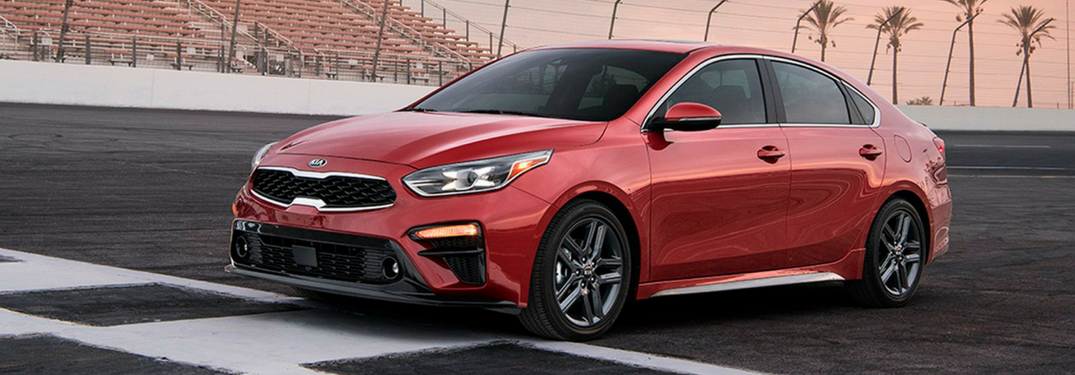 full view of 2019 kia forte