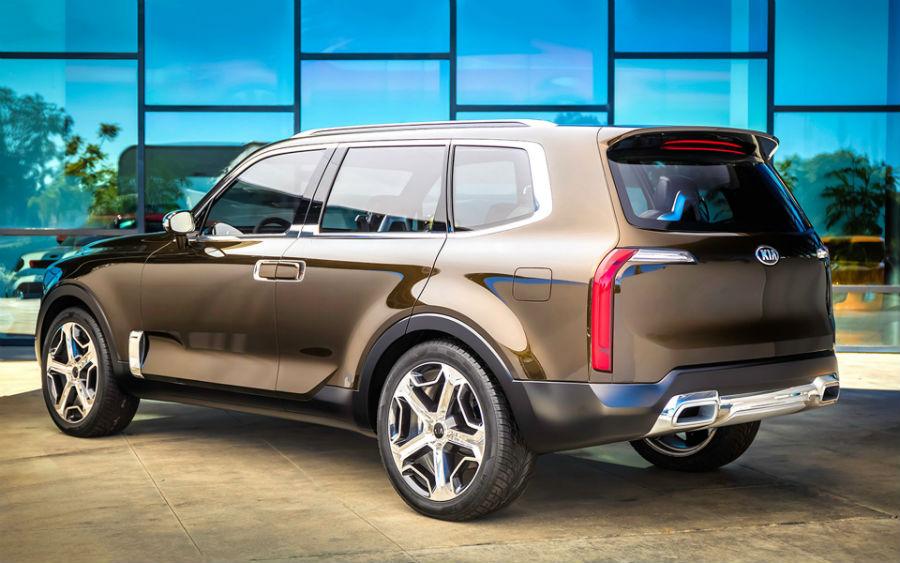 Rumors Release Date Of The 2019 Kia Telluride Concept