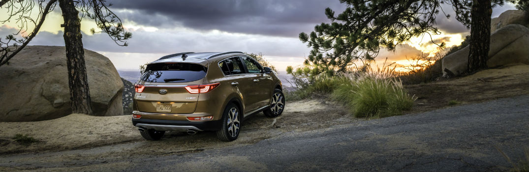 Is the 2018 Kia Sportage the Best New SUV for Teens?