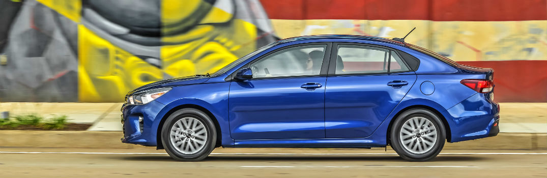 2018 Kia Rio Safety Ratings & Features