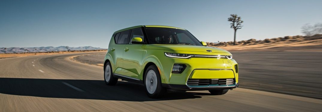 What's New for the 2020 Kia Soul EV?