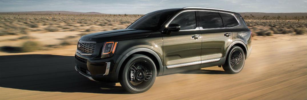 Official 2020 Kia Telluride Specs & Features