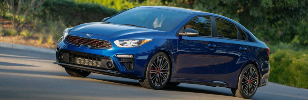 2020 Kia Forte: Features and release date