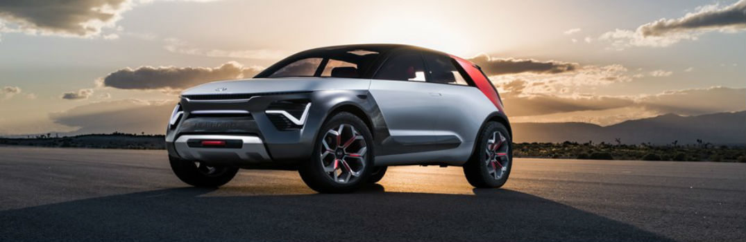 First look at the Kia Habaniro concept