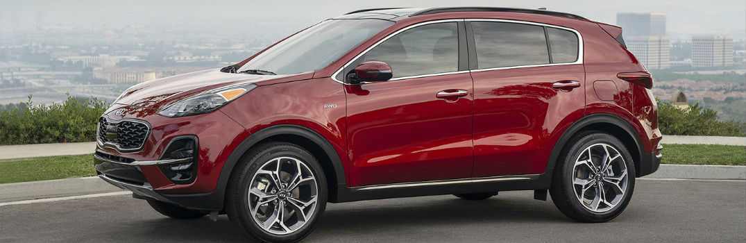 Overachieving and athletic: the 2020 Sportage